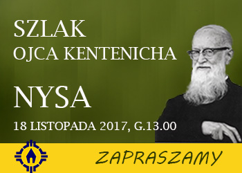 Tablica Ojca Kentenicha – NYSA
